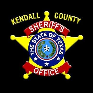 Kendall County Sheriff Badge