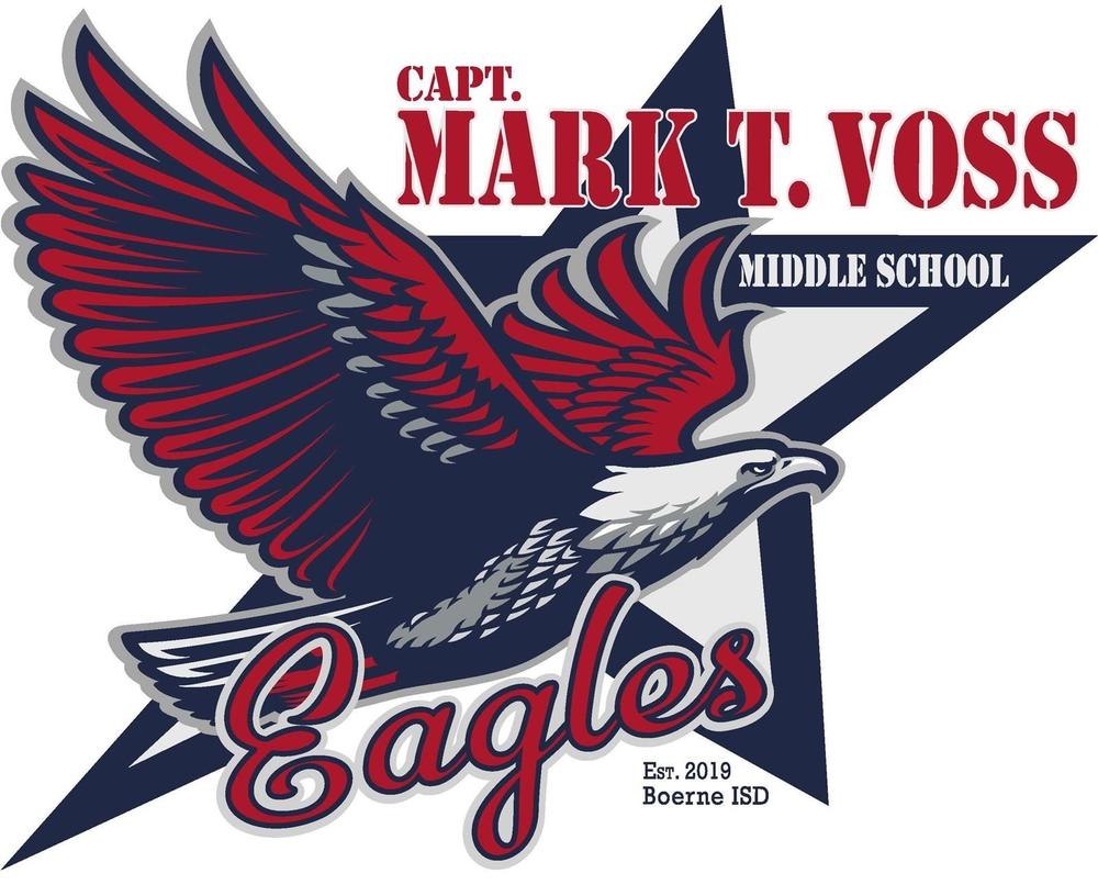 Voss Middle School logo