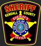 Kendall County Sheriff's Office Insignia